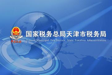 天津税务局网站建设